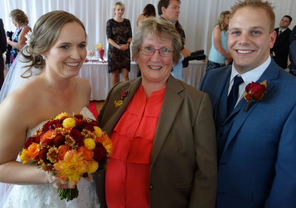 Wet Weather Wedding Oh No Civil Celebrant Canberra Judy Zilber